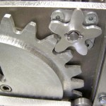 Gears and actuators delay 1/5