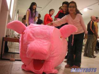 Big or pigling an electric pet