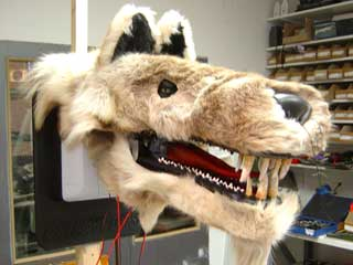 Andrewsarchus – A Modern Automaton
